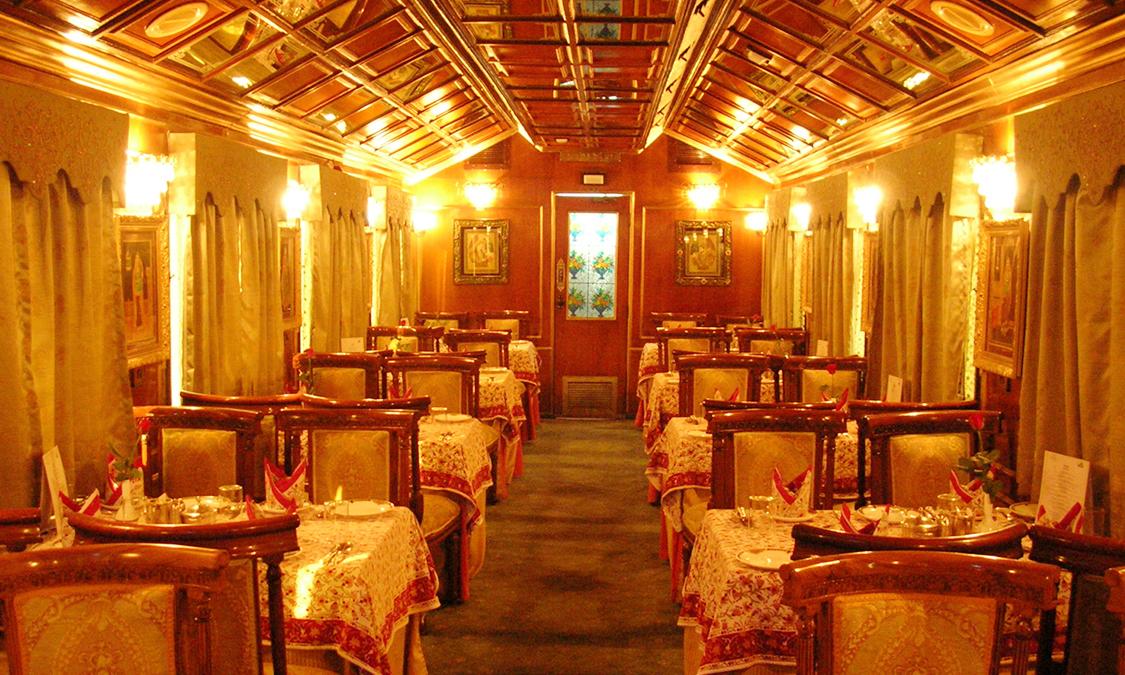 Palace On Wheels Train Tours Luxury Train Travel